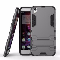 ARMOR Kickstand Oppo F1 Plus + R9 Soft Hard Case Casing Cover HP TPU