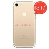[BNIB] Apple Phone 7 - 256GB (Gold, Rose, Silver)