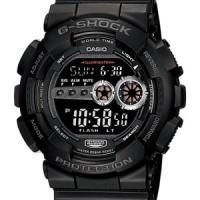 CASIO G-SHOCK GD-100-1B / GSHOCK GD100 ORIGINAL & BERGARANSI
