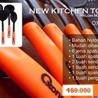 Harga Produk Terbaru SPATULA OXONE 1 SET 6PCS Terlaris   WIKIPRICE INDONESIA