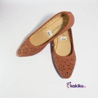 Sepatu Flat Shoes Balet Wanita Gratica KH40 Bata / Diskon Baru Murah
