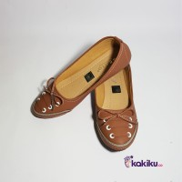Sepatu Flat Shoes Balet Wanita Genio NN03 Bata / Super Diskon / Murah