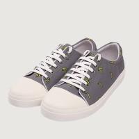 Sepatu Sneakers Banana Branded Murah   Batrack Gotrack Banana Abu