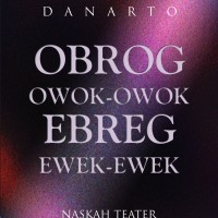 OBROG OWOK-OWOK EBREG EWEK-EWEK, Danarto