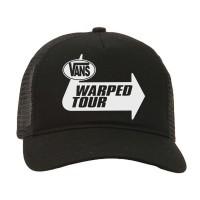 TOPI TRUCKER / JARING VANS WARPED TOUR - JASPIROW SHOPPING