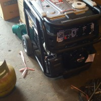Generator / Genset Tanika i3 2 in 1(LPG atau Bensin)
