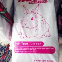 Nova Rabbit Food 10kg Makanan Kelinci Marmut Guinea Pig