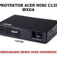 PROYEKTOR ACER MINI C120 WXGA