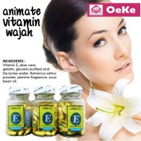 Jual Serum ANIMATE USA Vitamin E Wajah Murah