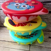 Mangkuk Bayi Big Cartoon Theme DearYa Baby Feeding Gear BPA FREE