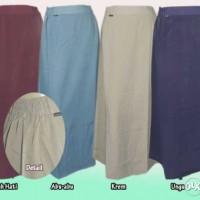 Rok Kurnia Ys, Rok muslimah rok formal bahan tessa berkaret pinggang