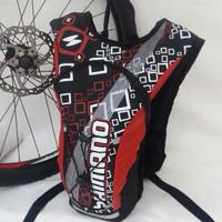 harga tas hydropack sepeda dot matrix red Tokopedia.com