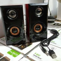 harga Speaker Aktiv Speaker Komputer F-17 Tokopedia.com