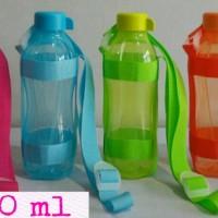 Jual Eco Bottle 500ml Tupperware + Tali Murah