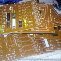Buat rangkaian elektronika atau Design PCB