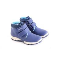 Sepatu Kets Anak Laki Boots Kulit Cibaduyut Garsel GW9538