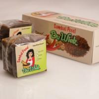 Sambal Pecel - Sedang (Bumbu Pecel) - 1 Box Isi 4