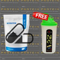 MYPROTEIN Creatine Monohydrate 300gr REPACK FREE SHAKER + TOPLES