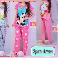 Jual Piyama dewasa - baju tidur murah - babydoll dewasa - baju tidur korea Murah