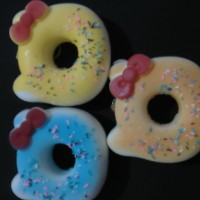 Jual Squishy Jumbo Donut Hello Kitty Murah