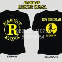 harga Kaos Jecovox Rakyat Kuasa Jecovers Roy Jeconiah Boomerang Tokopedia.com