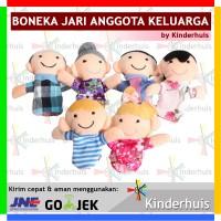 Jual Boneka Jari Anggota Keluarga (Family Member Finger Puppets) Murah