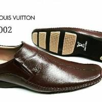 Sepatu Pantofel LV 4002 Kerja Pria Quality Kulit Import