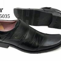 Sepatu Pantofel Bally #5035 Kerja Pria Quality Kulit Import