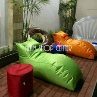 ASC - Lazy Bed Beanbag Kursi Santai Sofa