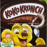 Koko Crunch Koko Krunch Nestle Rasa Coklat Yang Dahsyat Cereal Sereal