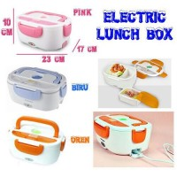 Tempat makan elekrik penghangat makanan listrik lunch box electric
