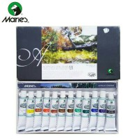 Cat Acrylic Maries 12 Warna
