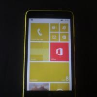 Nokia Lumia 625 Yellow 85% mulus (Batangan)