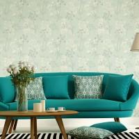 DELIGHT wallpaper 111611 3D Non-woven Ruang tamu kamar tidur Bunga