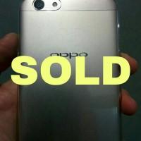 harga Oppo F1s 32gb, 3gb RAM, Gold, Bekas/Second Tokopedia.com