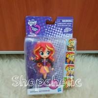 harga My Little Pony Sunset Shimmer Mini Equestria girl ORIginal Hasbro Tokopedia.com