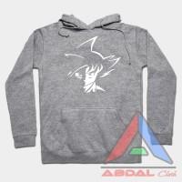 Sweater - Hoodie Tribal Goku -Misty -Front Logo