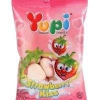 Yupi Strawberry Kiss 45 gr