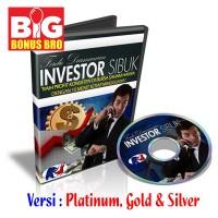 Investor Sibuk | Raih Profit Konsisten di Bursa Saham 3 Murah