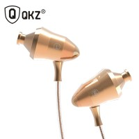 Knowledge Zenith Super Stereo Earphones With Microphone - QKZ-DM5