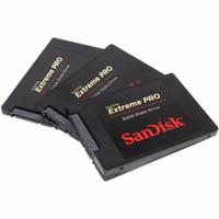 Sandisk SSD Extreme Pro 480GB - SDSSDXPS-480G Grs 3 Tahun