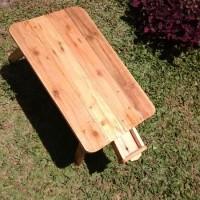 Jual Meja Laptop Lipat kayu Baru | Furniture Meja Rumah Online Murah