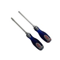 Grip-On Screwdriver H6.35X200 / Obeng H6.35X125 (-)