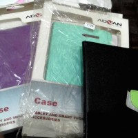 Leather Case / Dompet Tablet / Flipshell Advan T2E atau T2F