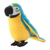 Mainan Anak Bayi Baby Boneka Ikea Onskad Burung Nuri