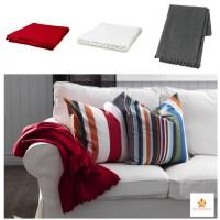 Selimut Penghangat Perlengkapan Kamar Kasur Tempat Tidur Ikea Polarvid