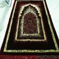 harga SAJADAH TURKEY ORI/SAJADAH MEKKAH/HAJI/SAJADAH MEWAH Tokopedia.com
