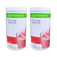 (2 kaleng)shake mix formula 1 ##herbalife#shake#