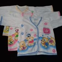 Jual Baju Bayi perempuan laki-laki Atasan Lengan Panjang baru lahir newborn Murah