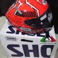 Helm SHOEI X14 Marc Marquest